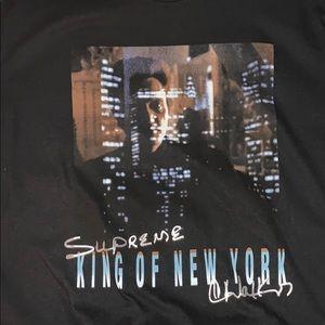 Supreme-king of New York shirt